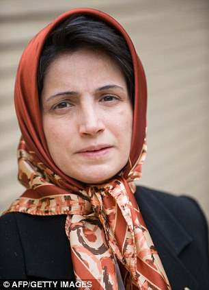 Sotoudeh has been incarcerated since 2010 and is currently on hunger strike to protest the conditions of her imprisonment