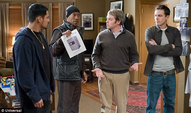 Surprise flop: Even with Matthew Broderick, Casey Affleck and Michael Peña... Tower Heist was a flop