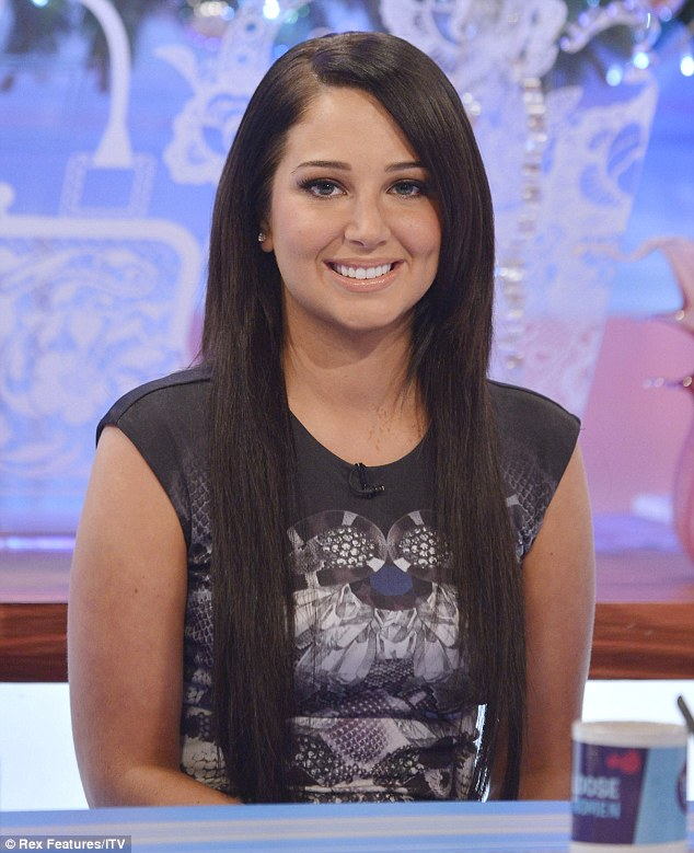 Must try harder: Tulisa, appearing on Loose Women on Tuesday, has failed to ignite the charts with her debut album only reaching number 17