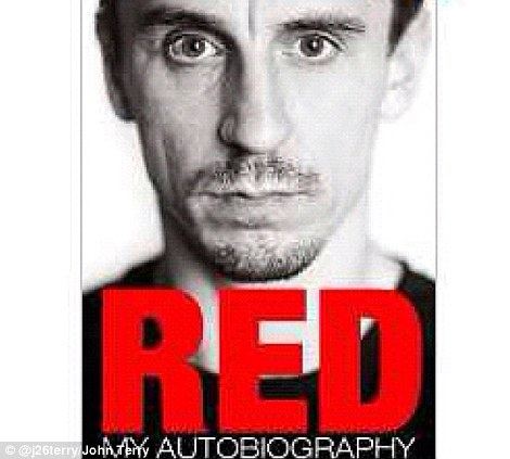 Praise: Terry liked Gary Neville's book