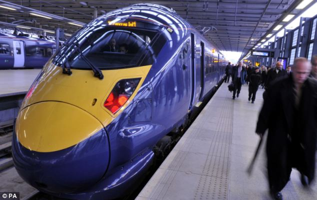 High speed trains will connect London to to Manchester and Leeds, via Birmingham, in what ministers hope will bring an economic boost for the north