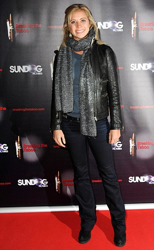 Dressed down: Holly Branson