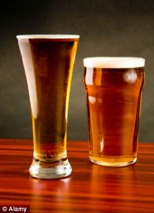 Beefeater outlets generally charge 20p a pint more for exactly the same beers and lagers in London