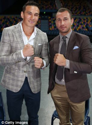 Quade Cooper will make his professional boxing debut on the undercard of Sonny Bill Williams in February