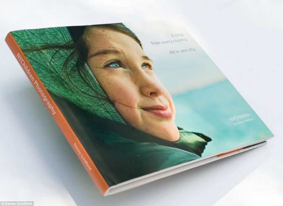 Project: Goldfield has published a book, which features Sarah from Ireland on its cover, and is still searching for the final 24 children