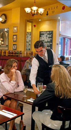 Popular: Cafe Rouge has signed up to Nectar