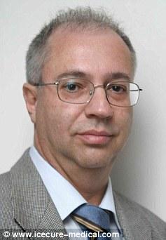Cancer hope: IceCure Medical chief executive Hezi Himelfarb