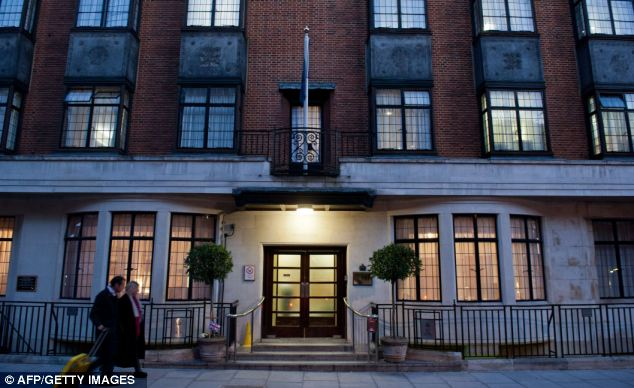 Duped: The King Edward VII hospital in central London where Kate was being treated for extreme morning sickness last week. Nurses at the hospital were duped into giving out details of her condition in a hoax call by two Australian radio presenters