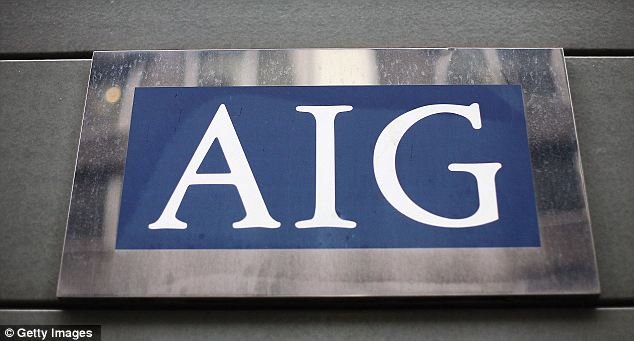 Big business: AIG have sold 90 percent of their plane leasing unit to a Chinese consortium