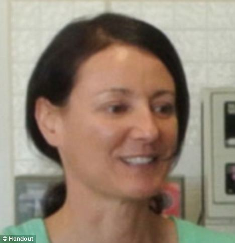 Victim: Police say Teresa Mastracola, 44, committed suicide inhaling helium after they found her body in a Pennsylvania state park
