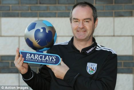 Clarke has got off to a flying start in his managerial career with West Brom 6th in the Premier League