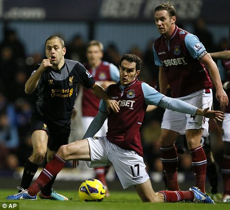 Reunion? Cole has been linked with return to West Ham