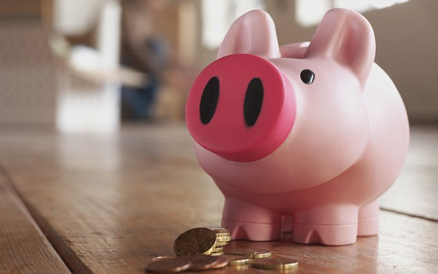 Slim pickings: Halifax has cut the rate it pays new cash Isa savers from 2.75 per cent to 1.65 per cent