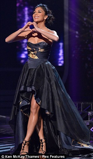 Nicole Scherzinger has won hearts during this season's X-Factor with her stunning style and witty one-liners