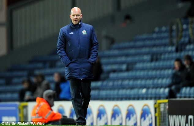 Struggling: Blackburn have won only one of their eight games under Henning Berg