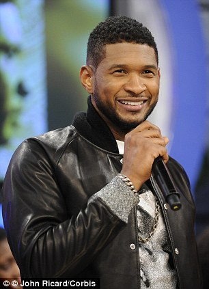 Woodard claims he was once involved in a scuffle with Usher's bodyguards