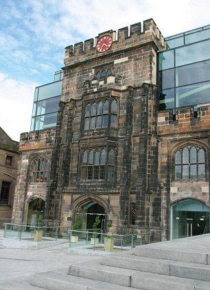 The GlassHouse hotel, Edinburgh