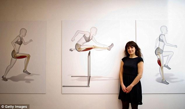 Artist Emily Evans