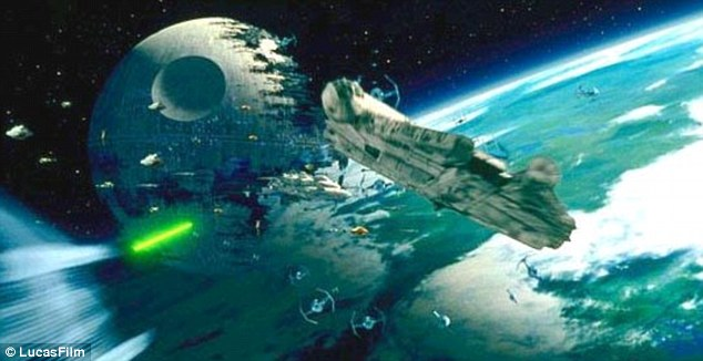 Females allowed: The battle over the planet of Endor was a gender-neutral ground