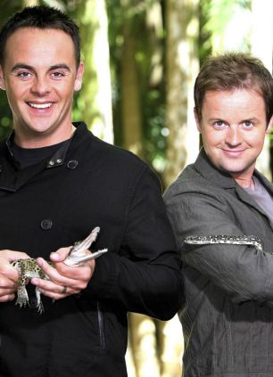 The careers of Ant and Dec, pictured as PJ and Duncan, left, and presenting I'm A Celebrity Get Me Out Of Here, right, were launched through the programme set at Benwell Towers
