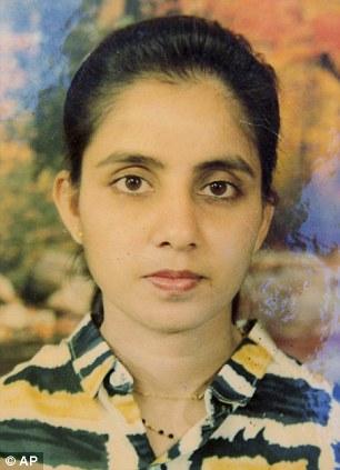 Death: Jacintha Saldanha, 46, was found hanging in her nurses' quarters at King Edward VII Hospital