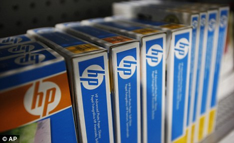 Allegations: HP has reported its findings to the US authorities and the Serious Fraud Office in Britain