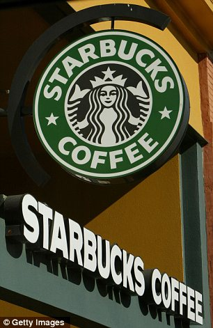 Tax row: Starbucks £20m offer was derided by campaigners as a 'token gesture'
