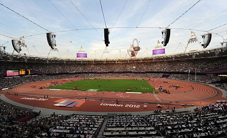 Power out: Temporary power provider Aggreko saw shares slide by a fifth as it struggles to fill the void left by its £59m London Olympics contract.