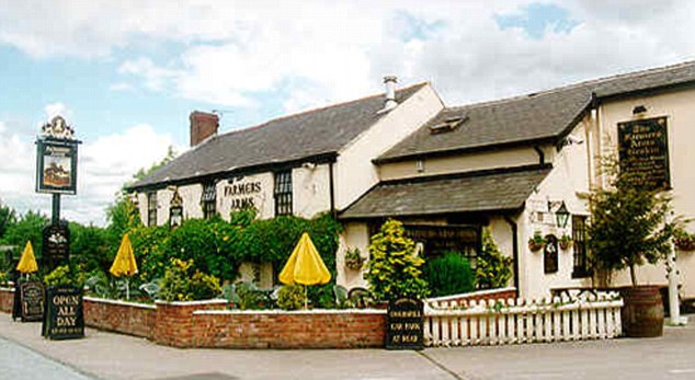 the Farmers Arms in Heskin