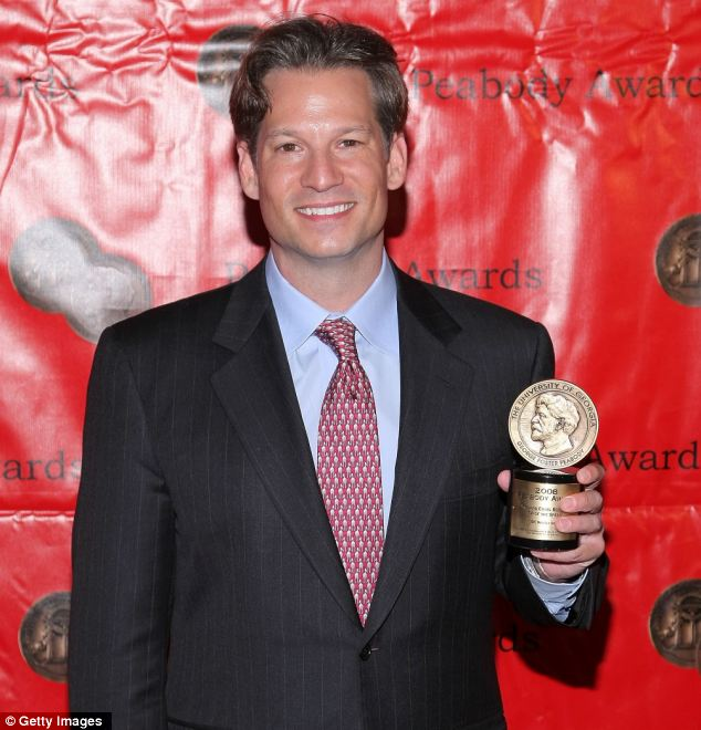 In 2009, Richard Engel received a 'Peabody' during the 68th annual George Foster Peabody Awards
