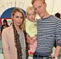 Billie Piper and her husband of four years Laurence Fox