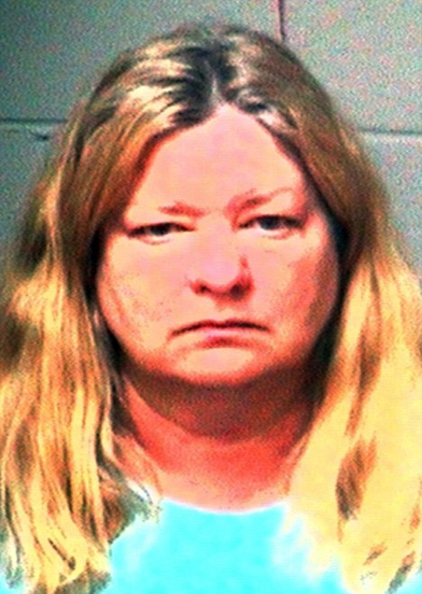 Deadly plot: Melissa Bennett Silvers, 48, was arrested on Friday and charged with conspiracy to commit murder, a felony, after allegedly trying to hire a hit man to kill her ex-husband