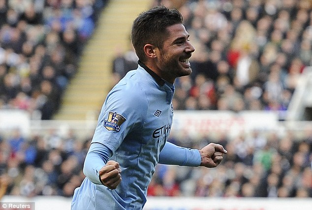 Step up: Javi Garcia needs to improve for Man City and quickly