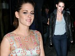 'I don't care if people hate me!' Kristen Stewart refuses to curry favour with fans... but she's sorry for making them 'angry'