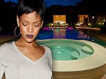 Rihanna's new home in Los Angeles' posh Pacific Palisades neighbourhood boasts seven bedrooms, nine bathrooms and 20 parking spaces, according to real estate website Trulia