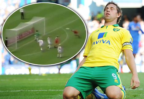 Fans' favourite: Grant Holt tweeted video of his goal at Wembley
