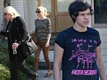It's getting serious! Harry Styles spends night at Taylor Swift's house before the couple head out grocery shopping with her mother