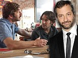Judd Apatow reveals This is 40 child murder jokes were written long before Sandy Hook tragedy... and they will stay in the film