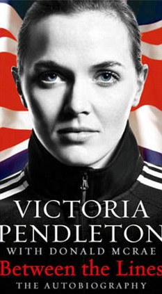Between The Lines by Victoria Pendleton