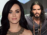 Katy Perry showed a mature and caring side as she congratulated her ex husband, Russell Brand, on his personal milestone of reaching 10 years of being clear of alcohol and drugs