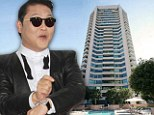 Cash flash: South Korean rapper Psy, known for his hit Gangnam Style, has splashed out on an LA pad