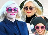 Gwen Stefani leaves Maxfield with a friend after doing some shopping and walked out empty handed