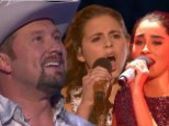 This is it! X Factor's Carly Rose Sonenclar, Tate Stevens and Fifth Harmony compete in dramatic final