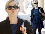 Whistling Dixie: Stylish mother-of-three Reese Witherspoon enjoys some me time