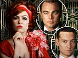 Leonardo who? Isla Fisher outshines DiCaprio and Tobey Maguire in Great Gatbsy posters