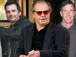 Not their usual habitat! Jack Nicholson, Dennis Quaid and Len Wiseman head to Beverly Hills to go Christmas shopping