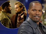 'It was tough to hear the N-word over and over again': Jamie Foxx opens up about the struggles he faced while shooting Tarantino's Django Unchained