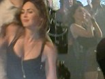 Who needs Gangnam? Megan Fox shows off her Tutting skills as she busts a move for new movie This Is 40