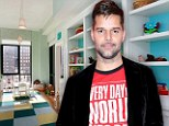 Ricky Martin buys $5.9 million condo in New York's Upper East Side (with a sweet playroom for his twin boys)