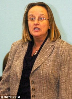 Headteacher Zita McCormick